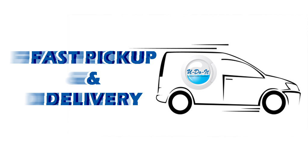 Fast pick up and delivery
